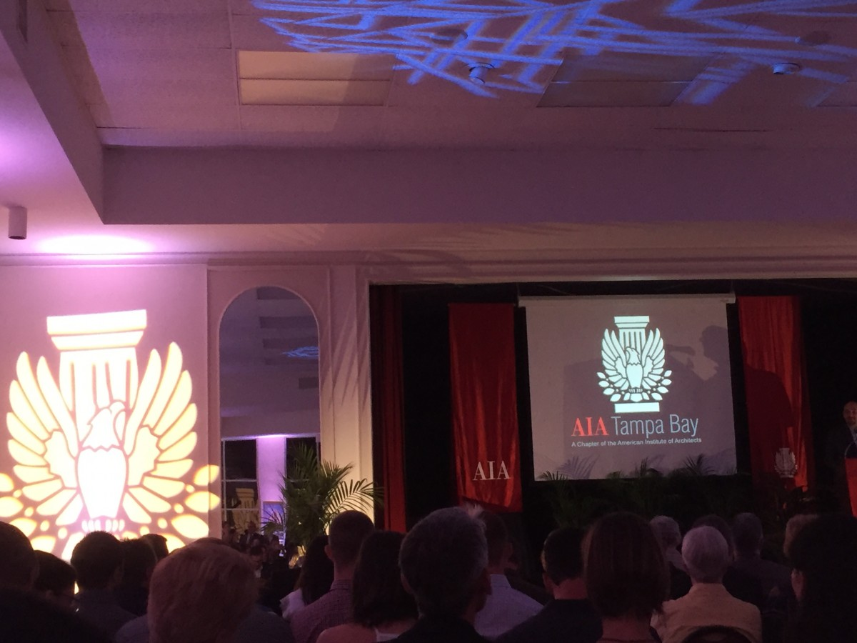 ArchiCAD is Featured Software Sponsor at Tampa Bay AIA Awards