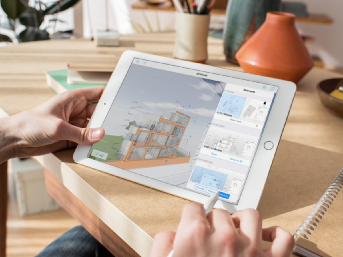 BIMx Pro and iPad Pro – Perfect Together