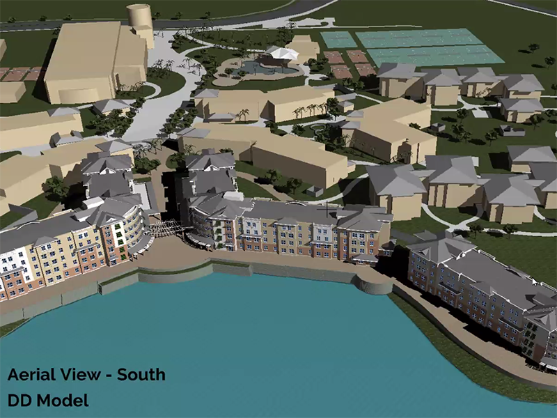 Big UCF Housing Project Completed with ARCHICAD by GRC