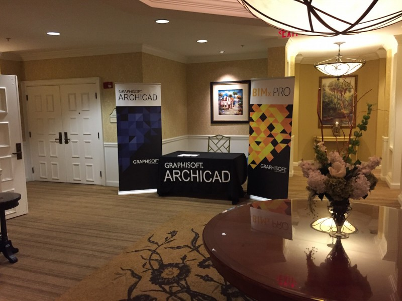 ArchiCAD sponsors AIA Ft. Lauderdale Awards Banquet