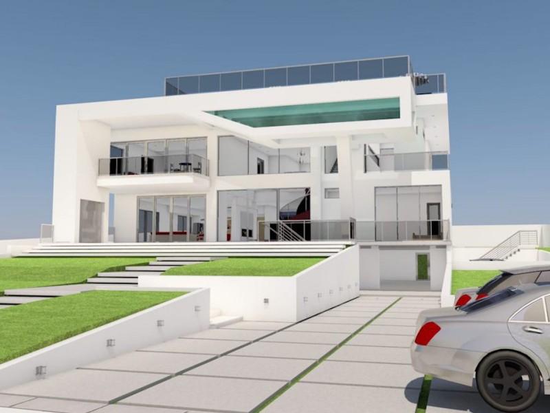 Sylla International Designs Innovative House with ARCHICAD
