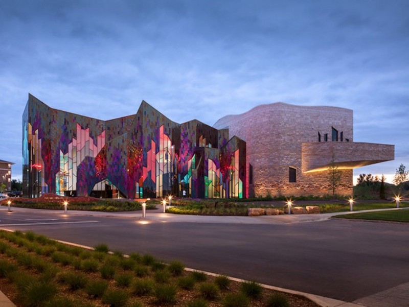 VernerJohnson Relies on ARCHICAD for Museum Planning