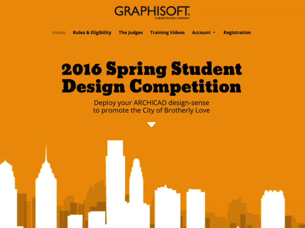 Student Design Competition Site Is Live