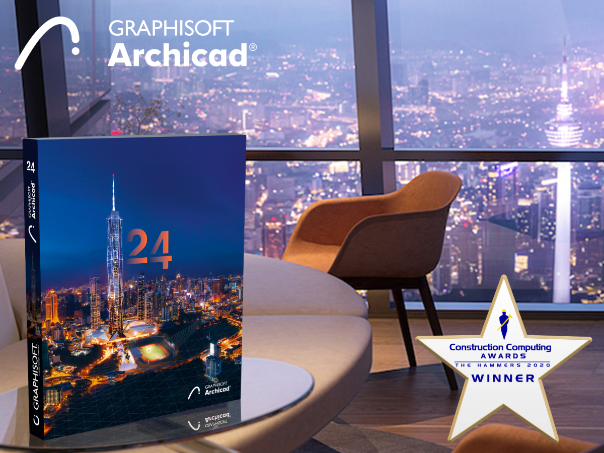 Archicad & BIMx Take 2020 AEC Top Honors